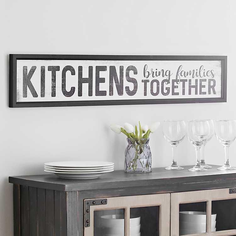 Attrayant Kitchens Framed Art Print ...