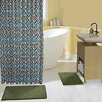 Sage Falcon 15-Piece Bath Set