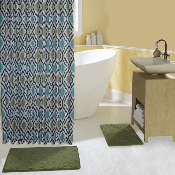 Sage Falcon 15-Piece Bath Set