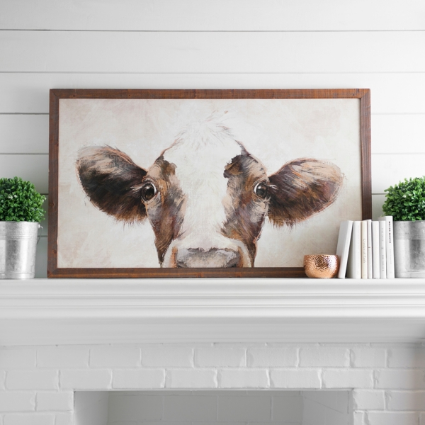 Chocolate Milk Framed Art Print