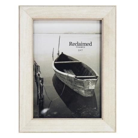 White Wooden Picture Frame 5x7 Kirklands