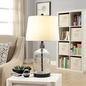 Table Lamps | Glass Table Lamps | Kirklands