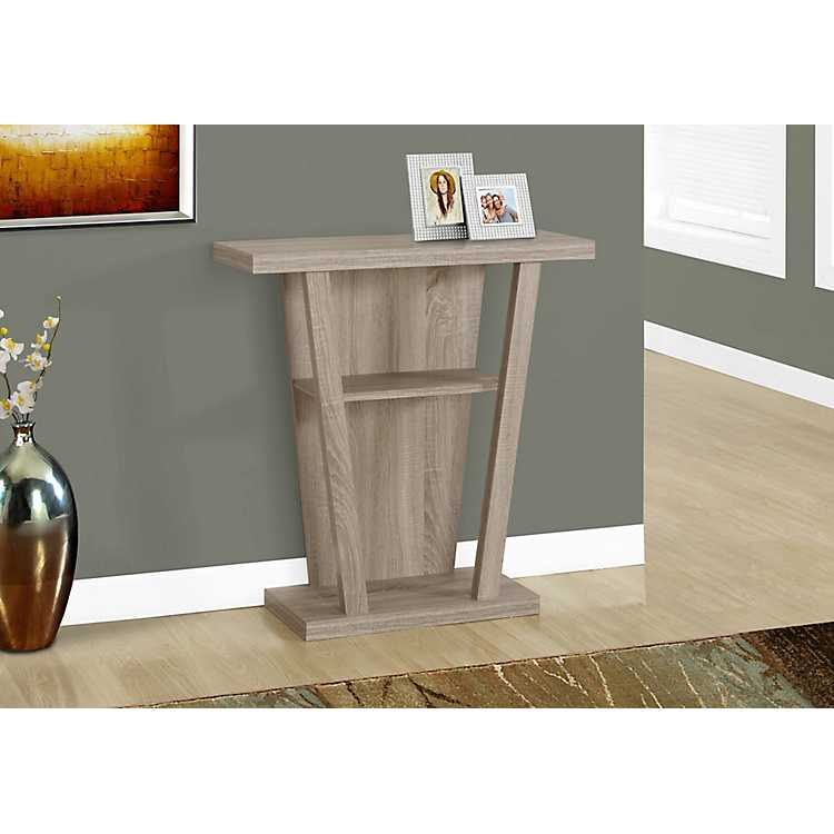 Reclaimed Wood Console Table ...