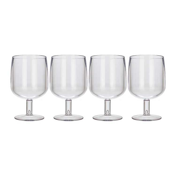 Chesapeake Bay Candle Set of 5 Mini Wine Glasses with Scented Candles