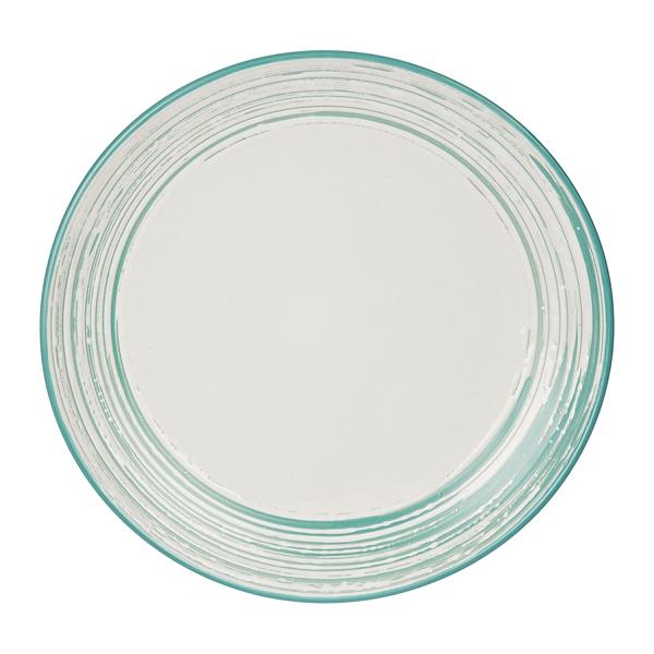 Aqua Scratch Dinner Plate  sc 1 st  Kirklands & Dishes   Dinnerware Sets   Kirklands
