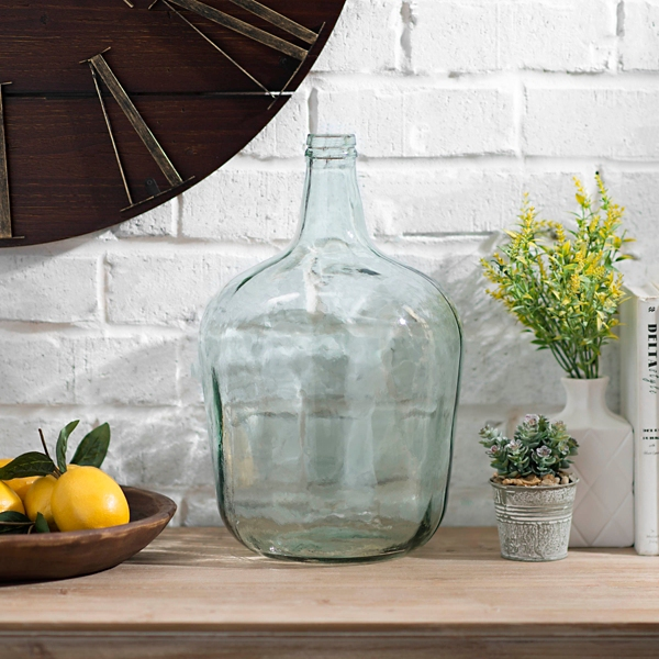 Recycled Spanish Glass Vase