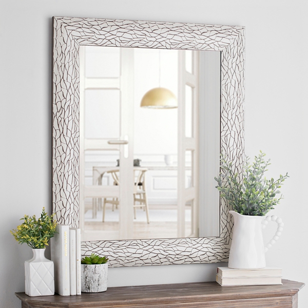 Infinity Frameless Wall Mirror