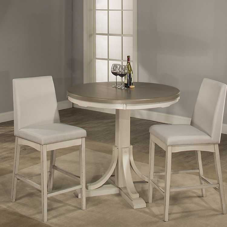 Geneva Counter Height Round Dining Table ...