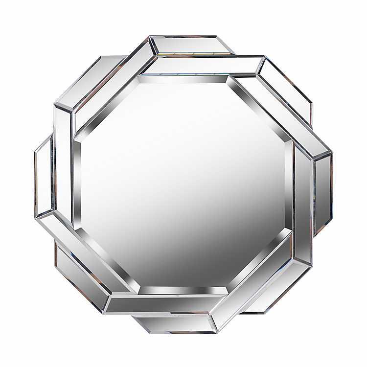 Junction Celtic Knot Mirrored Frame Mirror | Kirklands