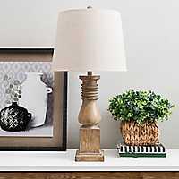 Kerala Natural Addi Table Lamp
