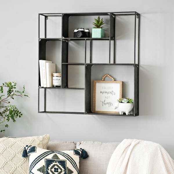 Metal Modular Shelf Unit