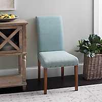 Blue Parsons Chair