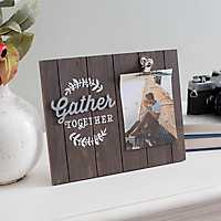 Gather Clip Board Picture Frame