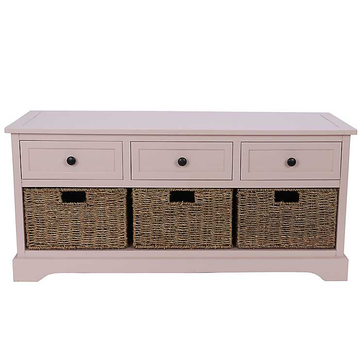 Product Details. Rose Storage Bench ...