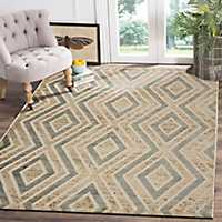 Sly Diamonds Tranquility Accent Rug