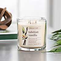 Cobblestone Tahitian Vanilla Jar Candle