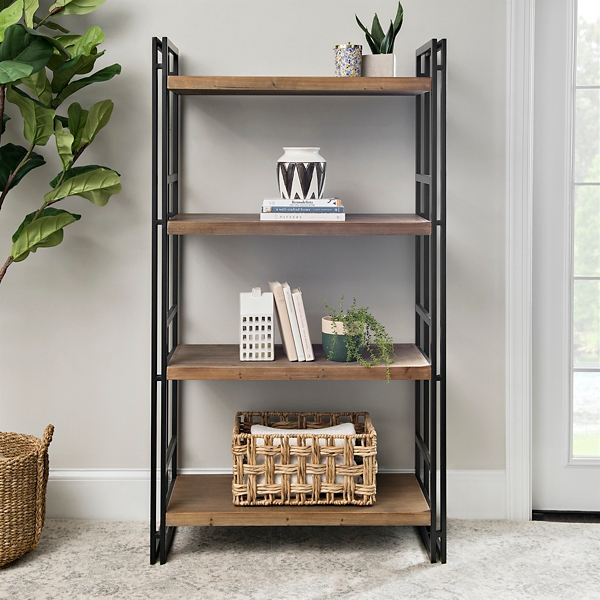 Langley Modern 4-Tier Shelf
