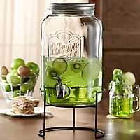 Main Street Beverage Dispenser with Stand