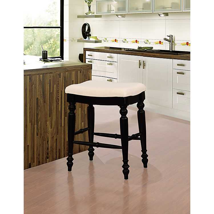 Astonishing Marren Backless Black Base Counter Stool Ocoug Best Dining Table And Chair Ideas Images Ocougorg