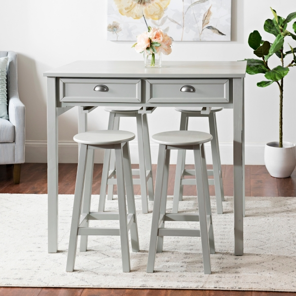 Console Kitchen Table with Stools | Kirklands
