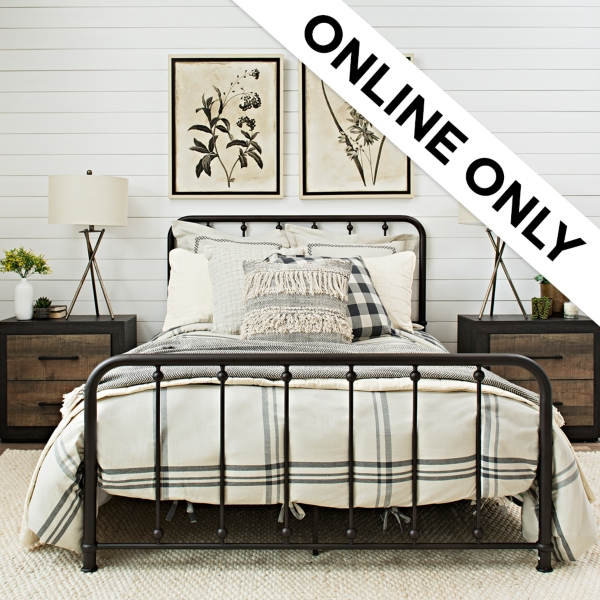 Online Only - Bedding - Shop Now