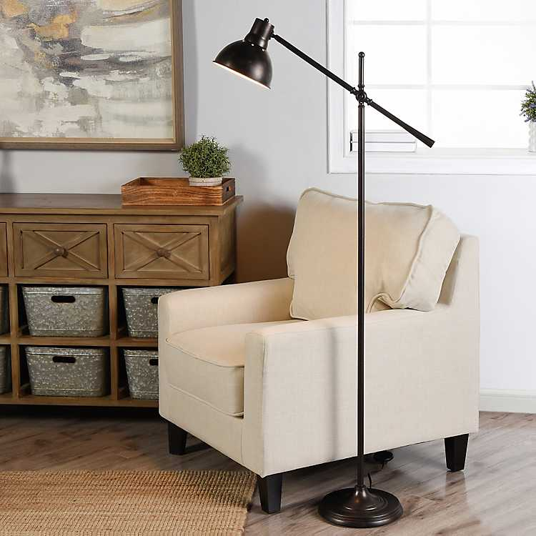 Groovy Black Metal Task Floor Lamp Theyellowbook Wood Chair Design Ideas Theyellowbookinfo