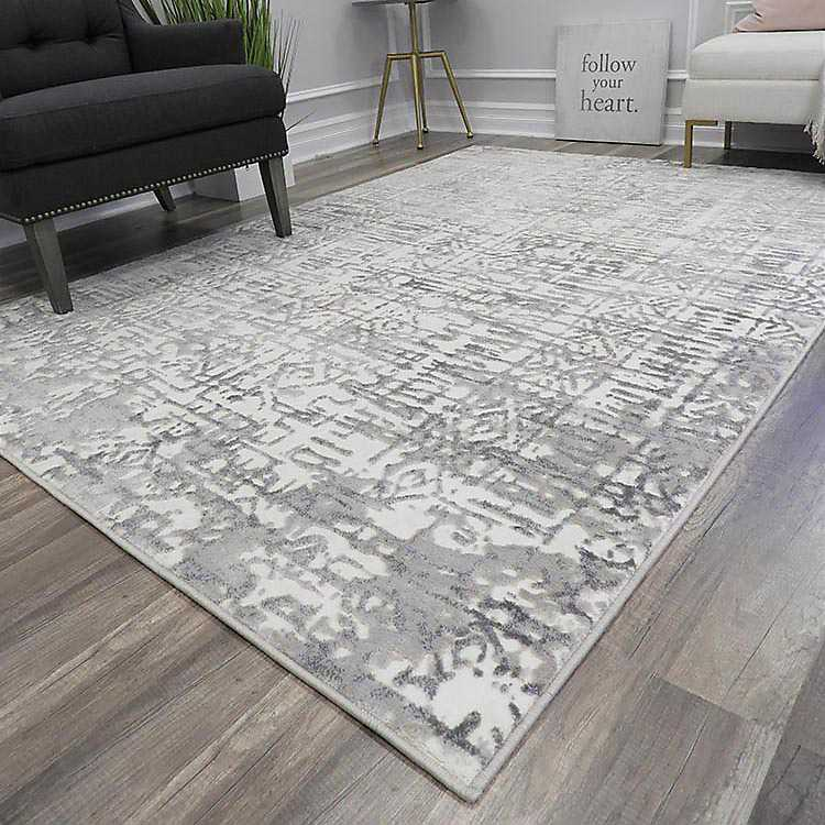Royal Silk Willow Area Rug, 8x10