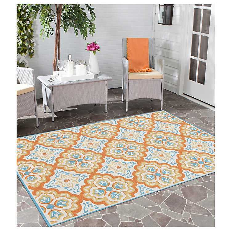 Outdoor Area Rug 8x10 Kirklands