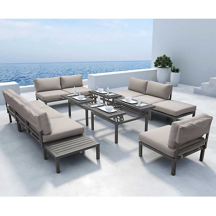 Outdoor Lift Top Coffee Table 9