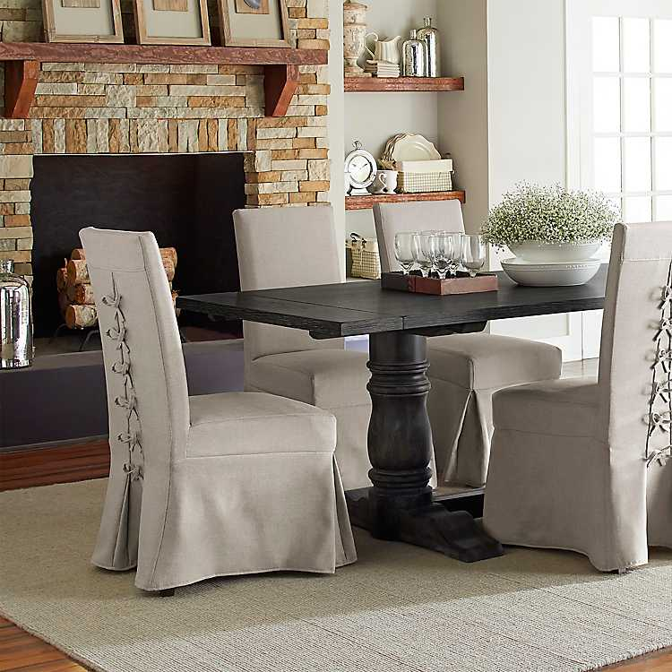 Incredible Skirted Murray Parson Chairs Set Of 2 Pdpeps Interior Chair Design Pdpepsorg