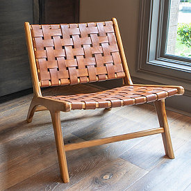 Leather Accent Chairs Metal Legs Caramel.Accent Chairs Arm Chairs Kirklands