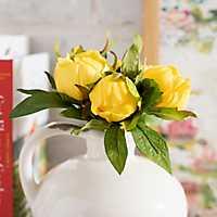 Yellow Peony Bundle Bouquet