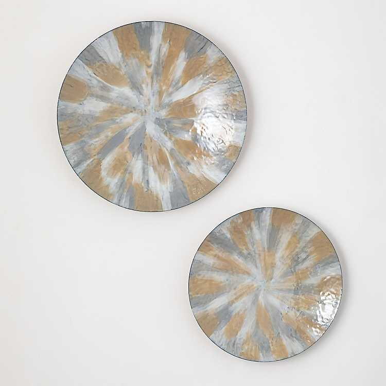 Wall Plates Decor Set Home Decorating