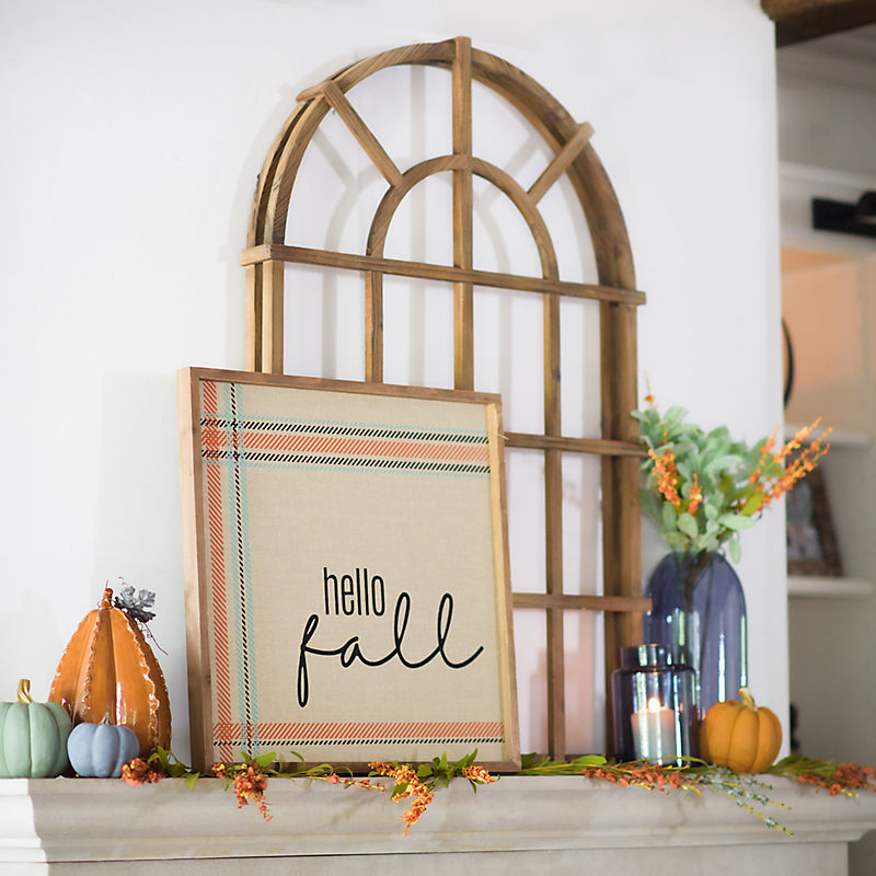 Fall Art & Wall Decor Shop Now
