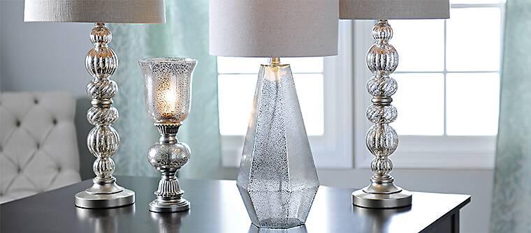 Mercury Glass Amp Mirrored Decor Kirklands