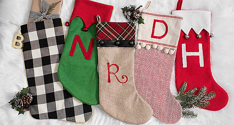 c388b9012fb Christmas Stockings   Stocking Holders
