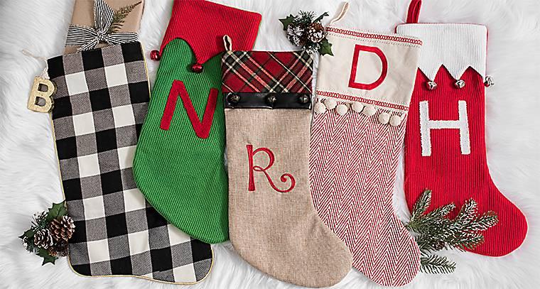 Christmas Stocking & Holders