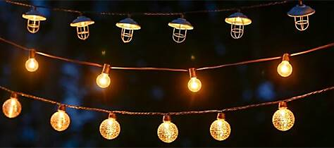 Stylish String Lights