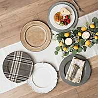 Shop our selection of charger plates
