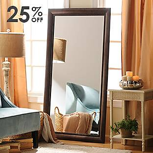 Jules Cheval Full Length Floor Mirror