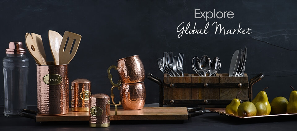 Discover Global Market