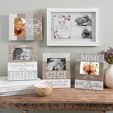 A Variety Of Frames From Kirklands
