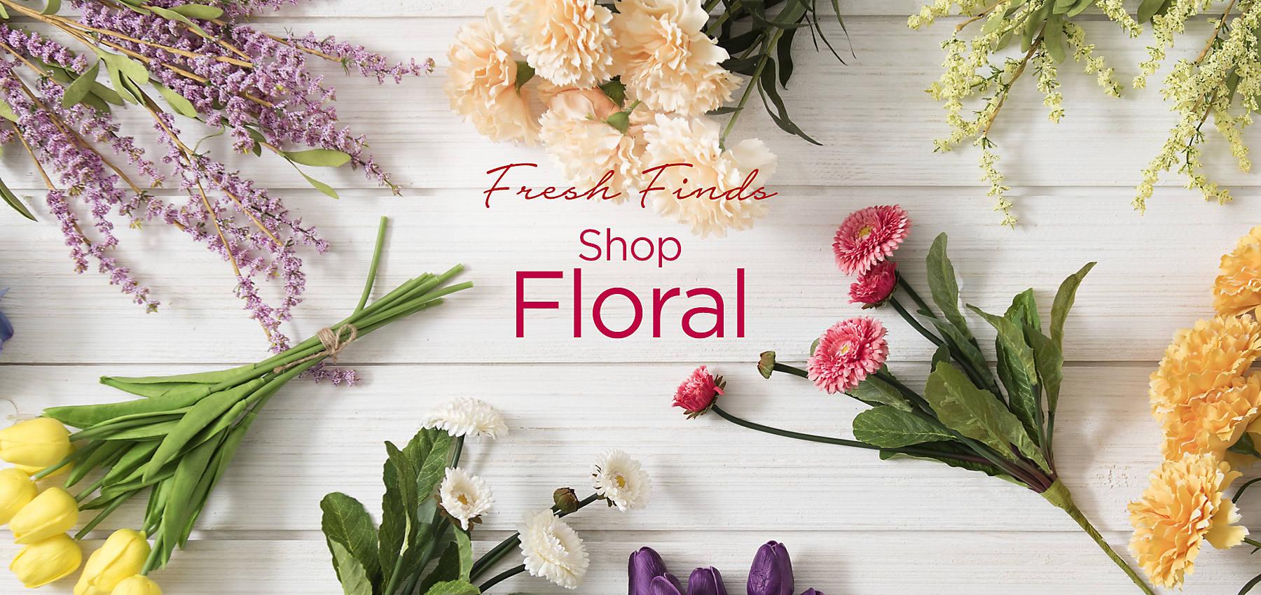 Fresh Finds - Shop Floral