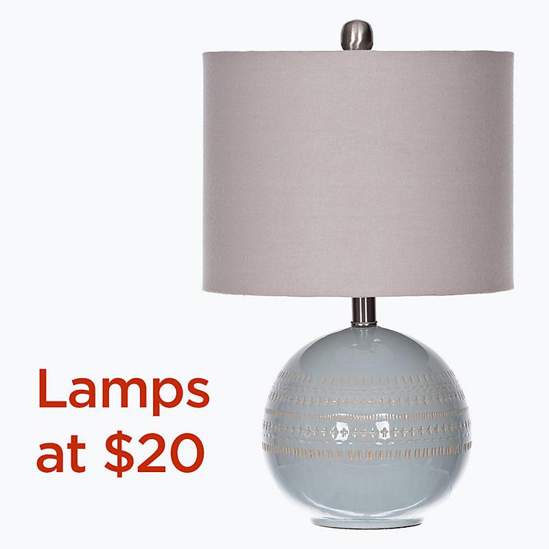 Lamps At 20