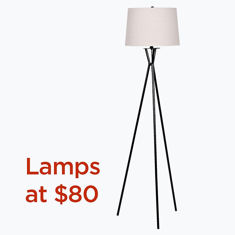 Lamps At 80