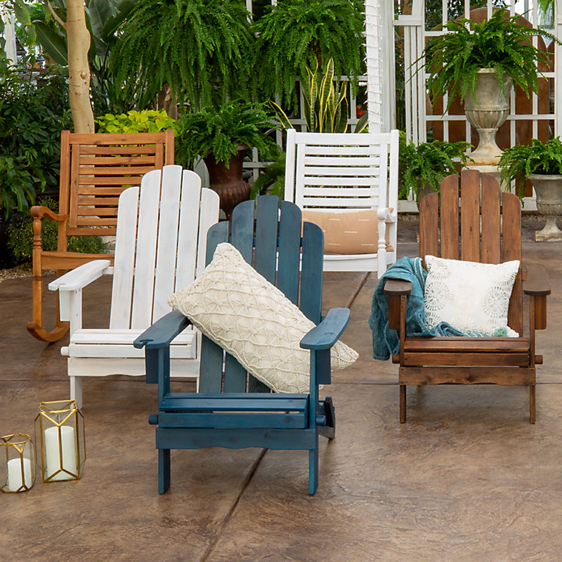 Shop Our Selection of Adirondack Chairs