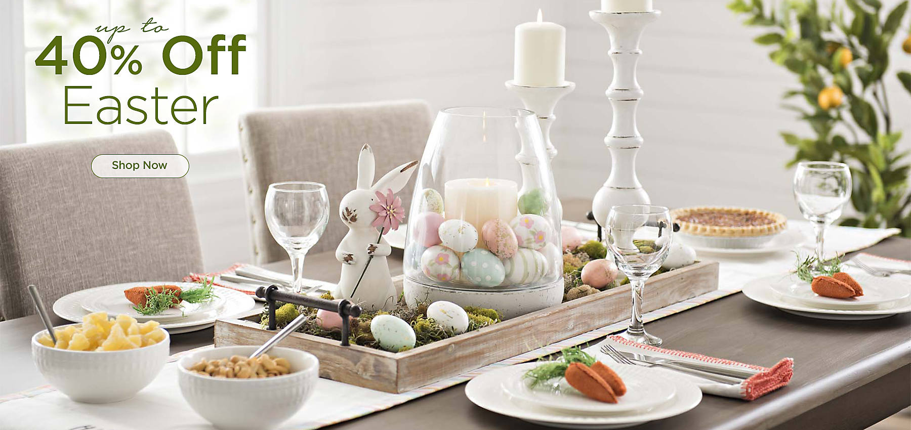 Up to 40% Off - Shop Easter