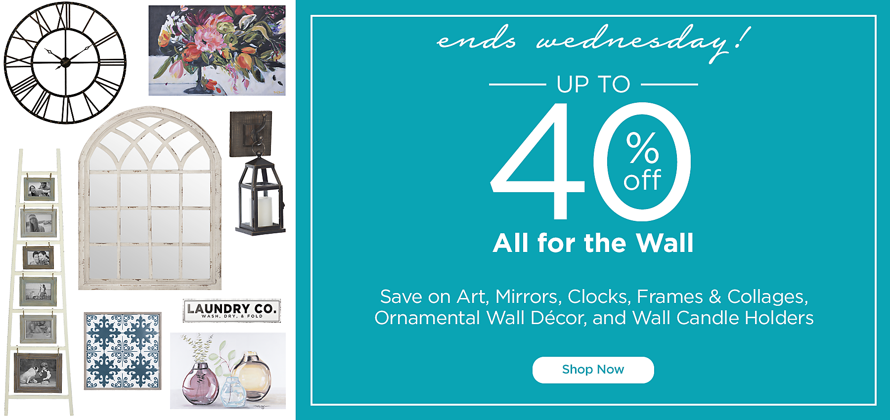 Two Days Only - Up to 40% Off All For The Wall - Includes Outdoor & Holiday - Shop Now