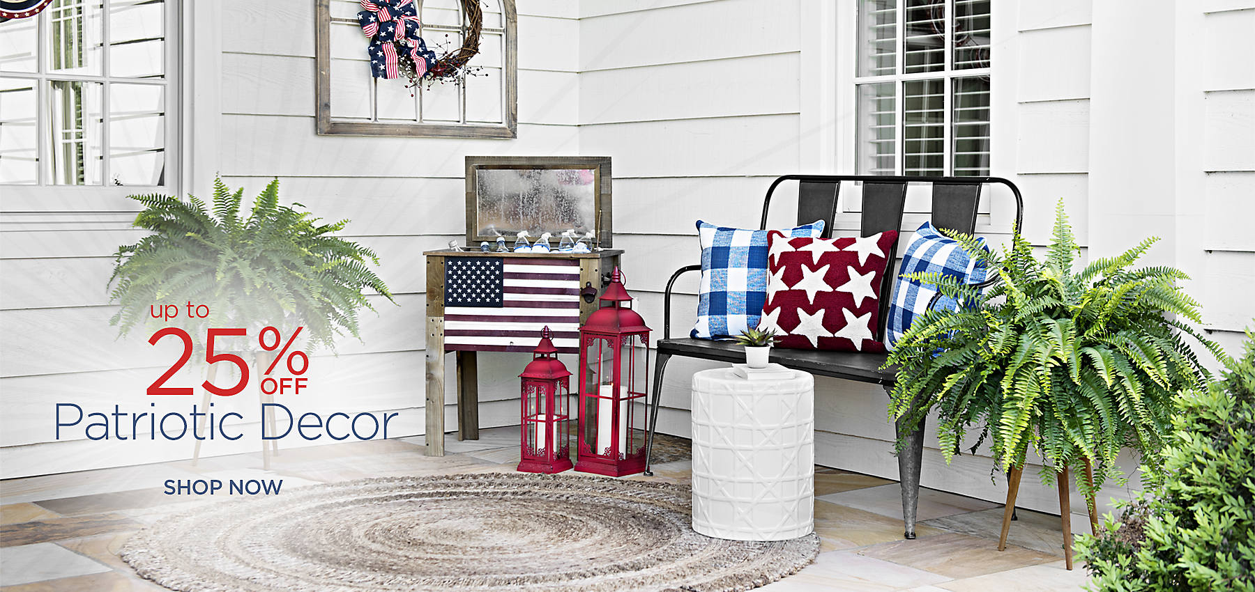 Up to 255 off Patriotic Decor - Shop Now