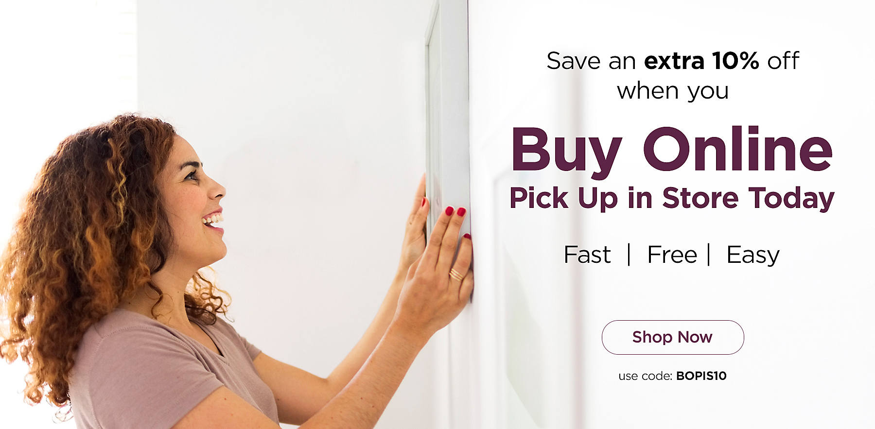When tomorrrow is too far away. Buy Online Pick Up In Store - Fast, Easy, Free